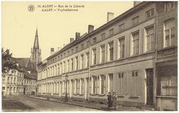 ALOST - Rue De La Liberté - AALST - Vrijheidstraat - Aalst