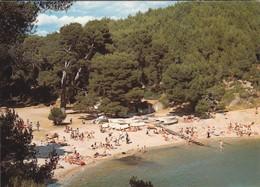 83-----SAINT-CYR--les LECQUES--la Plage De Port D'alon---voir 2 Scans - Saint-Cyr-sur-Mer