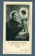 °°° Santino - B. Bernardino Realino °°° - Religione & Esoterismo