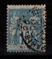 Sage Type II - YV 101 TTB - 1876-1898 Sage (Type II)