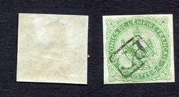 Colonie Française Générale, Marcophilie ; N°2 Oblitéré, La Réunion ; Qualité Beau++ - Aigle Impérial