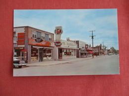 Gatineau Rexall Drug Store   IGA  Store Coca Cola Sign  Canada > Quebec >  Ref 3144 - Quebec