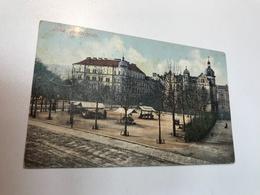 Austria Österreich Graz Geidorf Platz Market Markt 0143 Post Card Postkarte POSTCARD - Graz