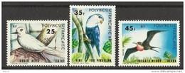 FR.POLYNESIA  1980  BIRDS  SET   MNH - Non Classés