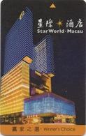 Carte Clé Hôtel Avec Casino Adjoint : Star World - HOTEL : My Shining Star - Cartes D'hotel