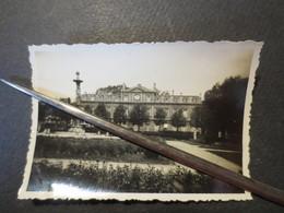 Le Havre - Photo Originale -  La Sous - Préfecture Et Ses Jardins - 1928 - TBE - - Luoghi