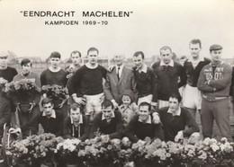 Machelen Aan De Leie Voetbal 1969 1970 - Altri