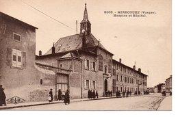 MIRECOURT : Hospice Et Hopital - Mirecourt