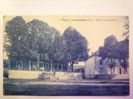 VAILLY-sur-SAULDRE  (Cher)  : Mairie Et Gendarmerie   1931   XXX - Other Municipalities