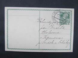 GANZSACHE Ledce U Plzne Ledetz - Sadek Policka 1911   Korrepospondenzkarte ///  D*36354 - 1850-1918 Imperium