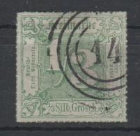 Thurn Und  Taxis ,  Nr 46 Gestempelt , Ungeprüft ( 750.-) - Thurn Und Taxis