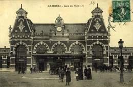 59 CAMBRAI / GARE DU NORD / A 358 - Cambrai
