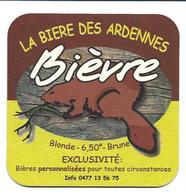 Viltje - Bièvre - Sous-bocks