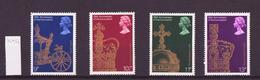 Grande Bretagne - Great Britain - Großbritannien 1978 Y&T N°864 à 867 - Michel N°765 à 768 *** - Couronnement Reine - Neufs