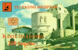 Telecarte Albanie Shqiptar - Albania