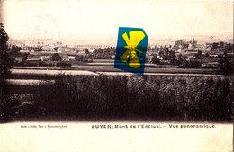 RUYEN (Mont De L'Enclus) - Vue Panoramique - Carte Circulée - Kluisbergen