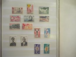 Collection Avancée De Timbres Neufs De Nouvelle Calédonie De 1950 à 2009 - Neukaledonien