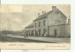 LEIGNON - La Gare. - Ciney