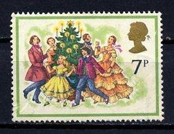 Grande Bretagne - Great Britain - Großbritannien 1978 Y&T N°876 - Michel N°777 Nsg - 7p Noël - Neufs