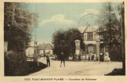 80 - Somme - Fort-Mahon-Plage - Carrefour De Robinson - C 3742 - Fort Mahon