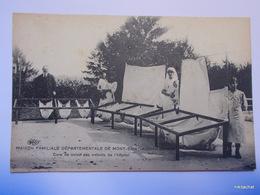 MONT SAINT AIGNAN-Maison Familiale Départementale-Cure De Soleil Des Enfants De L'hopital-Imprimé Illustré ELD - Mont Saint Aignan