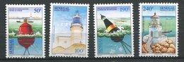 Sénégal ** N° 1334 à 1337 - Phares Et Bouées - Senegal (1960-...)