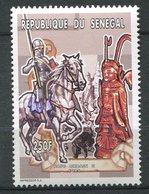 Sénégal ** N° 1343 - échecs - Senegal (1960-...)