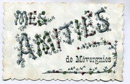 CPA - Carte Postale - Belgique - Mes Amitiés De Mévergnies (M6993) - Brugelette