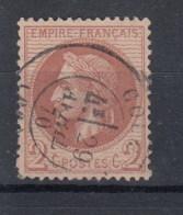Frankreich Michel Cat.No. Used 25 (1) - 1862 Napoleon III