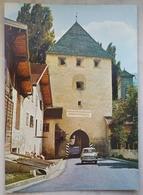 VAL VENOSTA - Torre Di Giorenza - VINTSCHGAU - Glurns, Stadt-Tor   Vg 1969 TA2 - Bolzano