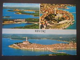 Jugoslawien- Rovinj In 3 Ansichten - Joegoslavië