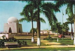PAKISTAN--6---KARACHI--tomb Of Quaid-i-azam--voir 2 Scans - Pakistan