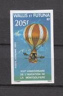 Wallis Und Futuna ** 441 B Luftfahrt  Katalog - Ungebraucht