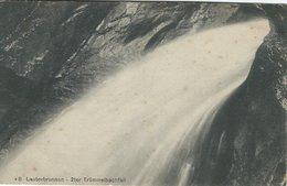 Lauterbrunnen - 2ter Trümmelbachfall. Switzerland.  S-4677 - BE Berne