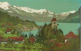Ringgenberg Am Brienzersee  Switzerland.  S-4678 - Switzerland