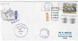 ANTARTIC CIRCLE  SED COIBP  16 MARS 1987 - Ross Dependency (New Zealand)