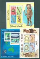 GILBERT ISLANDS - 1976-1978 - USED/OBLIT. - ALL BLOCS - Yv BLOC 1-3  -  Lot 18940 - Autres - Océanie