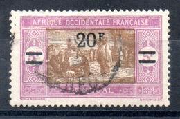 Sénégal  Senegal Y&T 121a° (sans Point Après Le F) - Senegal (1887-1944)