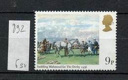 Grande Bretagne - Great Britain - Großbritannien 1979 Y&T N°892 - Michel N°793 Nsg  - 9p Derby D'Epson - Neufs