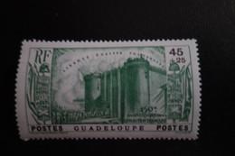 GUADELOUPE  N°142* Bastille Mh Cote:14eu - Guadeloupe (1884-1947)