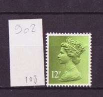 Grande Bretagne - Great Britain - Großbritannien 1979 Y&T N°902 - Michel N°821 *** - 12p Reine Elisabeth II - Neufs