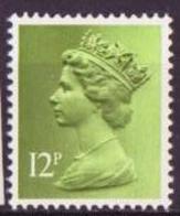 Grande Bretagne - Great Britain - Großbritannien 1979 Y&T N°902a - Michel N°821a *** - 12p Reine Elisabeth II - Neufs