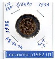 """Portugal - Commémoratives 100 Escudos 1999 UNICEF - Erro Sen """"E"""" Portugusa [F-FO] - Portugal"""