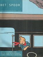 HET SPOOR MEI 2004 MAANDBLAD VAN DE SOCIALE WERKEN VAN DE NMBS Editie Met Speciale Aandacht Voor KUIFJE TINTIN - Tijdschriften
