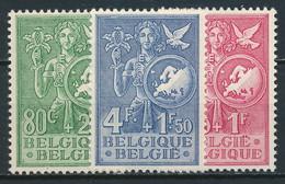 Belgien Nr. 976-978 ** POSTFRISCH ~ (Michel 65,- €) - Belgien