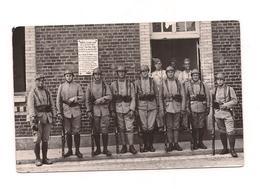 CARTE PHOTO MILITAIRE : HOMMAGE A AGEL André Léon 51ème RI Tué Au BOIS DE LA GRURIE (Argonne) - Weltkrieg 1914-18