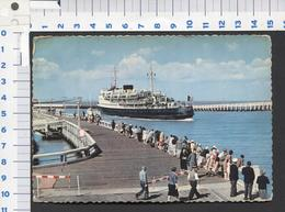 Haven Oostenende -   Used 1966  - See The 2 Scans For Condition. ( Originalscan !! ) - Postcards