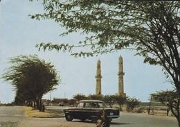 BAHREIN--TWIN MINARETS ON AWALI ROAD--voir 2 Scans - Bahreïn