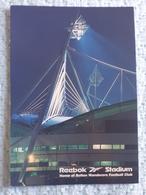 Bolton Reebok Cartolina Stadio Stadium Postcard Stadion AK Carte Postale Stade Estadio - Calcio