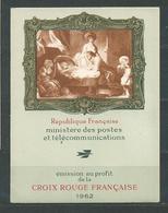 FRANCE CARNETS CROIX ROUGE  1962  TB  1 - Booklets